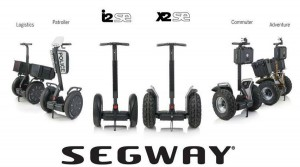Segway Product Lneup